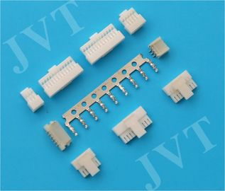 Chiny Pitch NH 1.0mm Wire to Board LED Connector for AWG 28 - 32 Applicable Wire dystrybutor