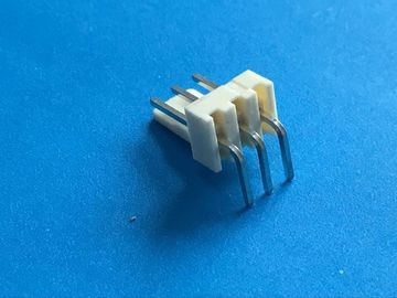 Chiny Single Row Header Electrical PCB Board Connectors 28# Applicable Wire DIP Style dystrybutor