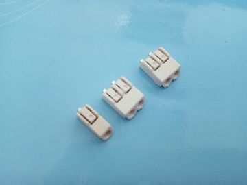 Chiny 01 / 02 / 03 Pole SMD LED Connectors 4.0mm Pitch Terminal Block Connector Tin Plated fabryka