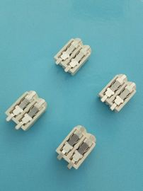 Chiny 4 mm Pitch SMD LED Crimp Connector 2 Poles Tin - Plated Terminal Block Connectors fabryka
