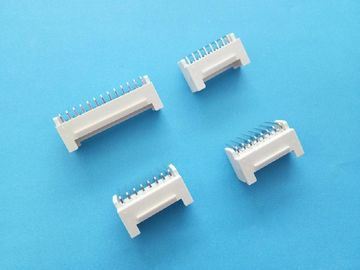Chiny PHB 2.0mm PCB Connectors Wire To Board Dual Row Right Angle Beige Color fabryka